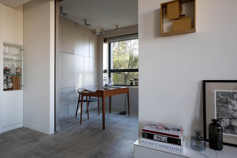 ekskluzywny apartament w Krakowie zaprojektowany przez architektów