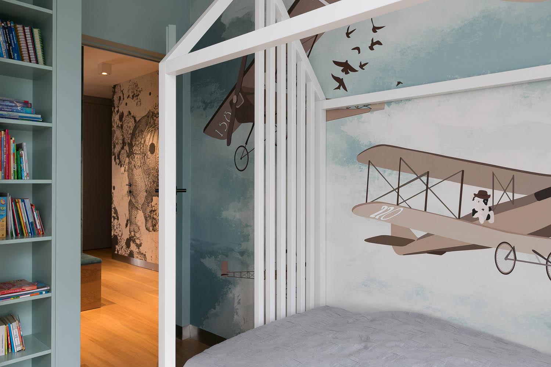 nowoczesny apartament, projekt mikołajaksa studio, fotografia wnętrz kraków, www.wnetrzakrakow.pl